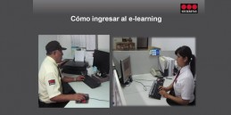 E-Learning Instructivo Acceso