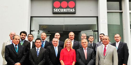 Perú fue sede del IV Módulo del SECURITAS Management Innovation Training