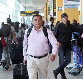 Video Viaje Freddy Quispe