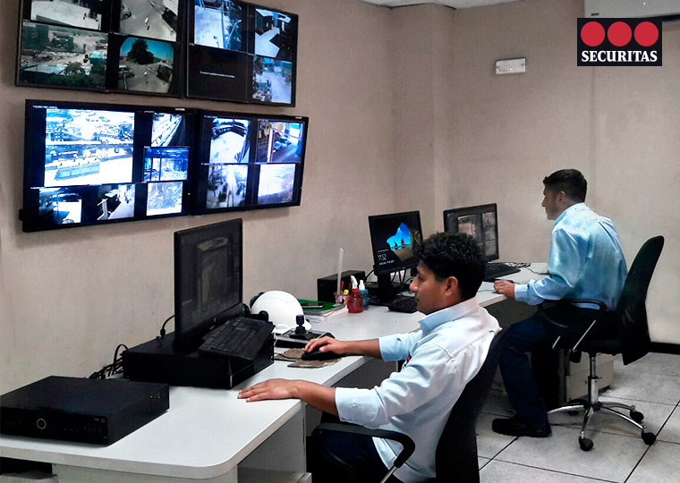 securitas operation center