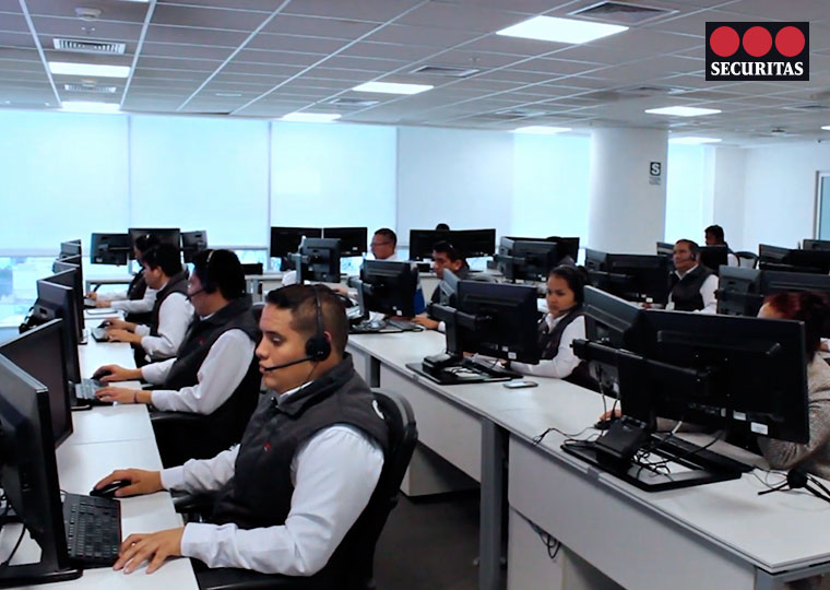 securitas operation center en edificio